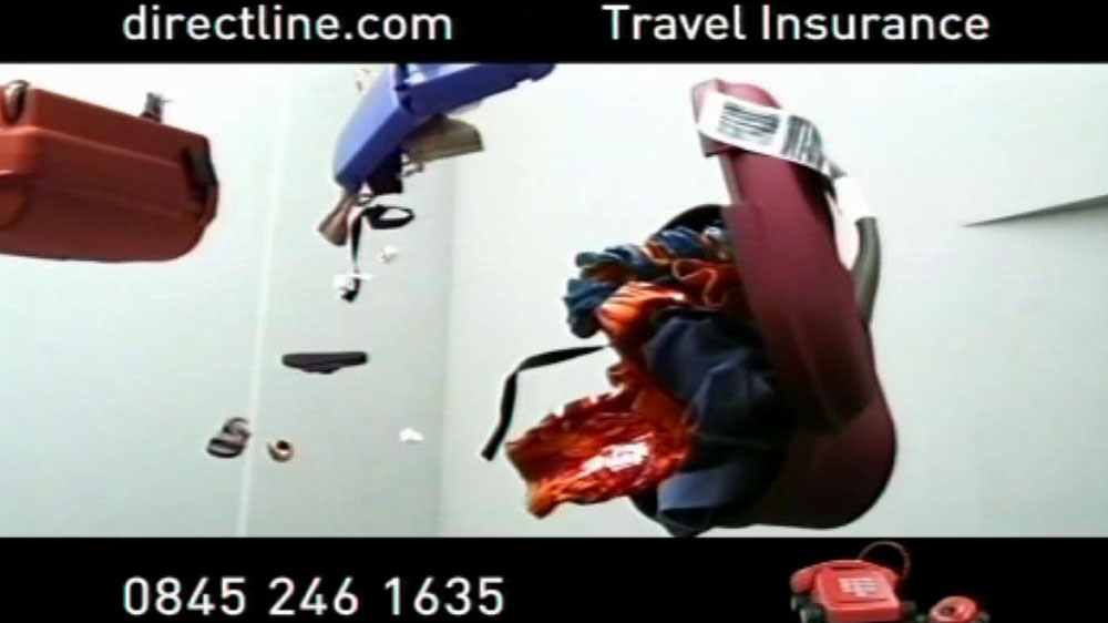 Direct Line Quot Luggage Quot At David Reviews