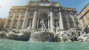 Expedia Trevi Fountain