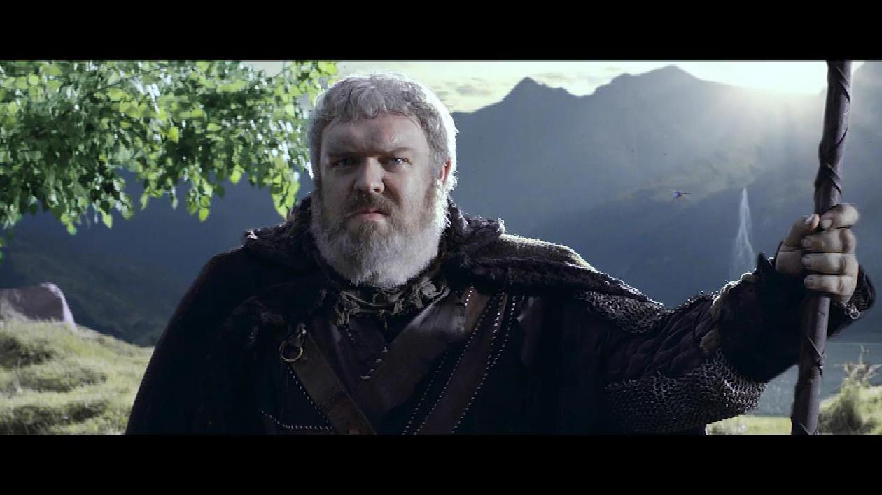 Hodor speaks