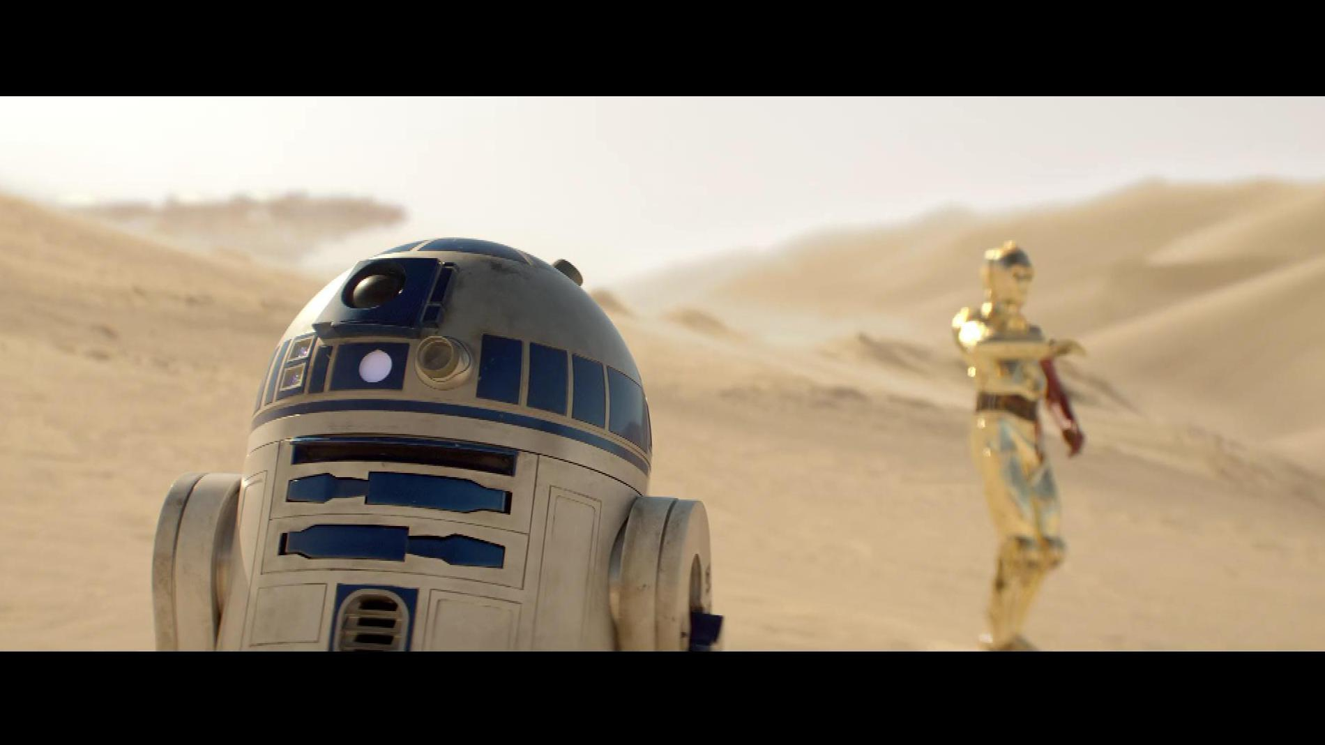These are the droids you're looking for.