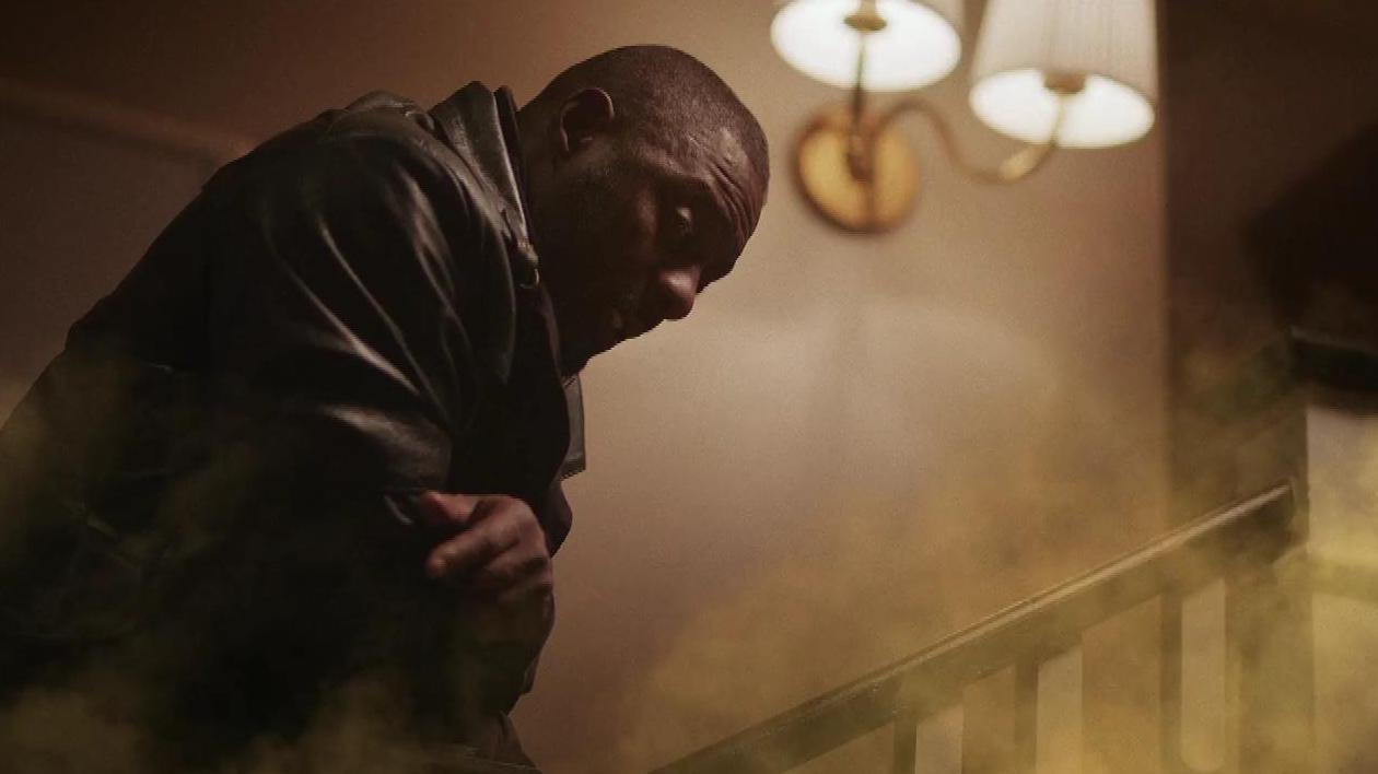 Idris Elba's Siege mentality.