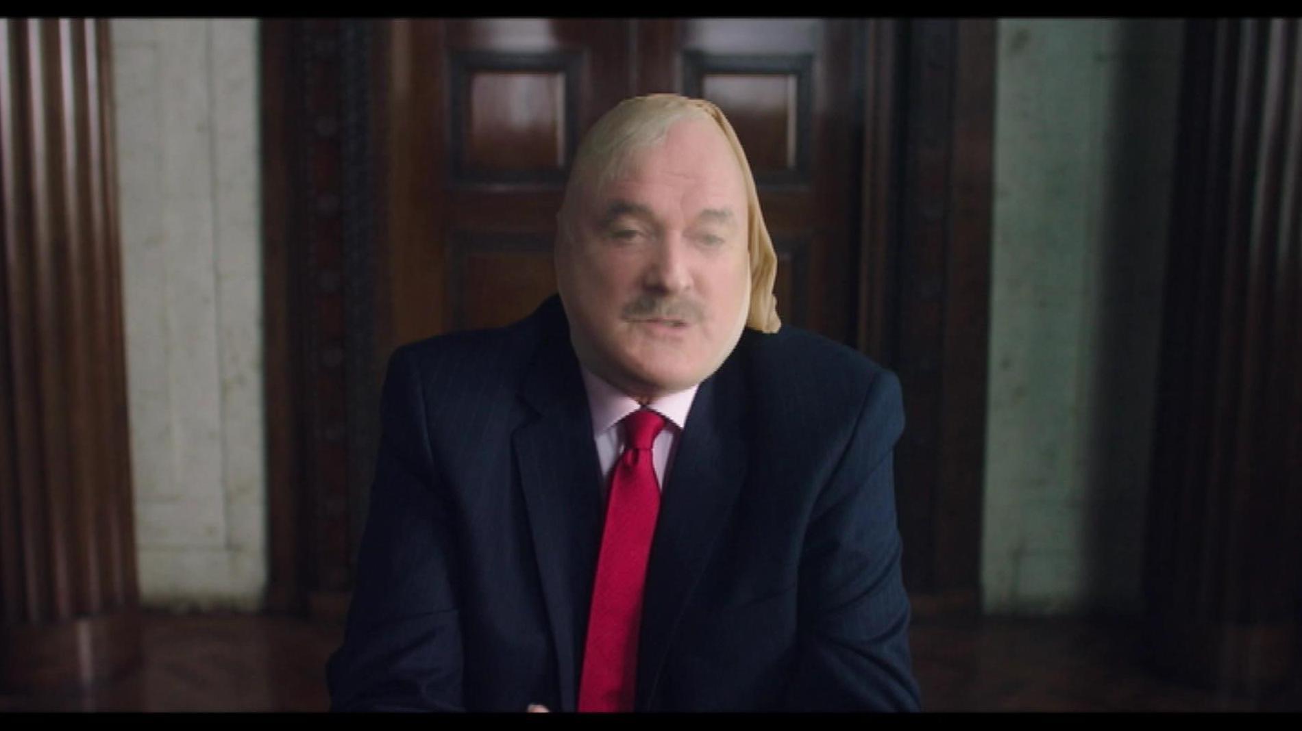 "We Fight Any Claim - ""John Cleese"" at David Reviews"