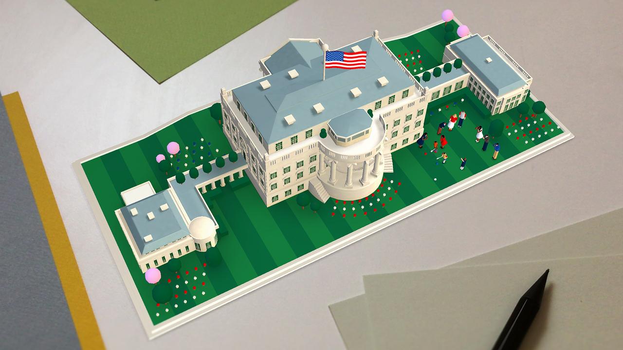 Nexus's White House magic