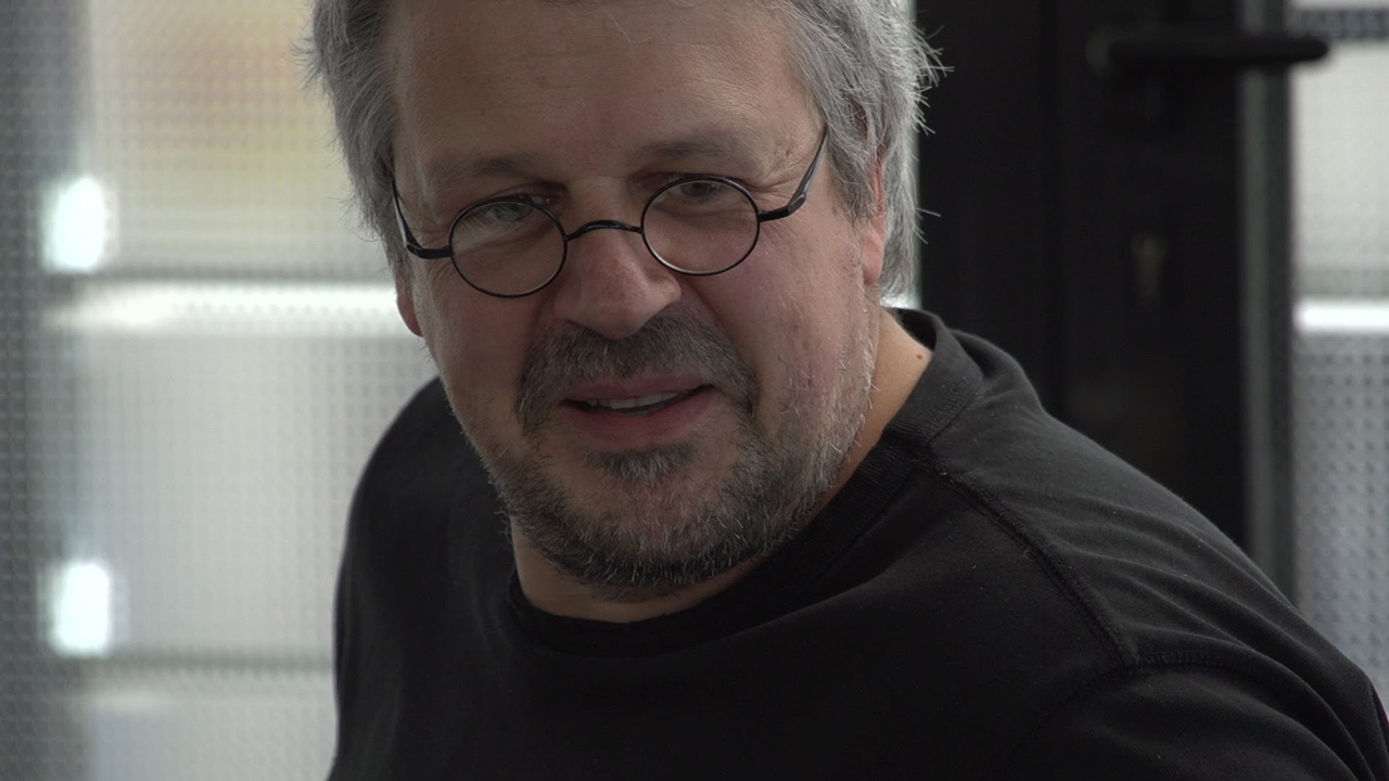 Sylvain Chomet joins Dirty Films and Hush.