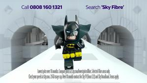 Sky Broadband Joker's Escape