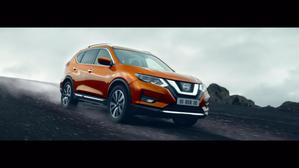 Nissan X-Trail Visiting Mum