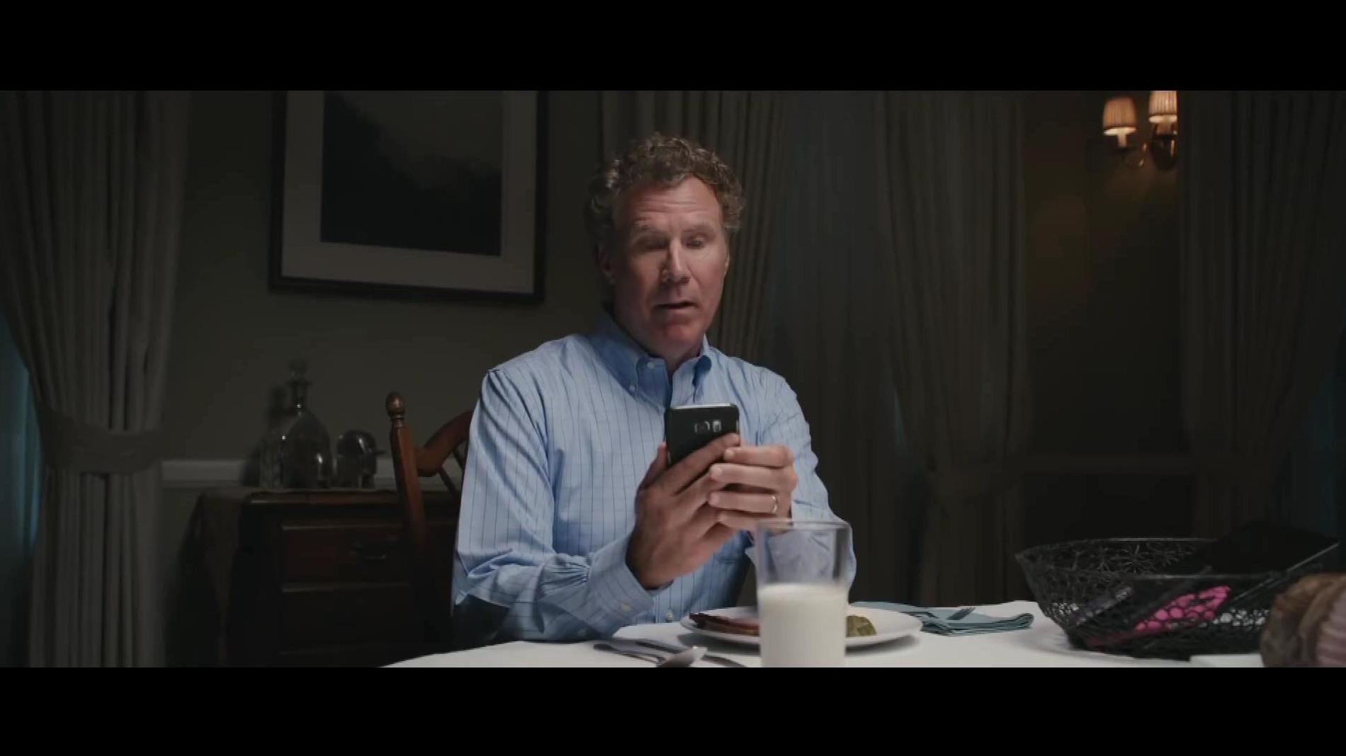 Dad's gone Ferrell.
