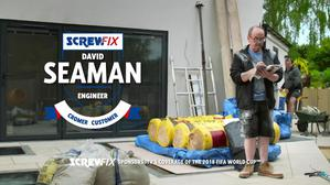 Screwfix ITV World Cup Sponsorship