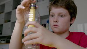 Plastic Free Pledge Bottle Boy