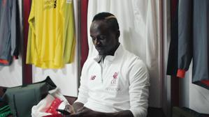 Western Union Sadio Mane