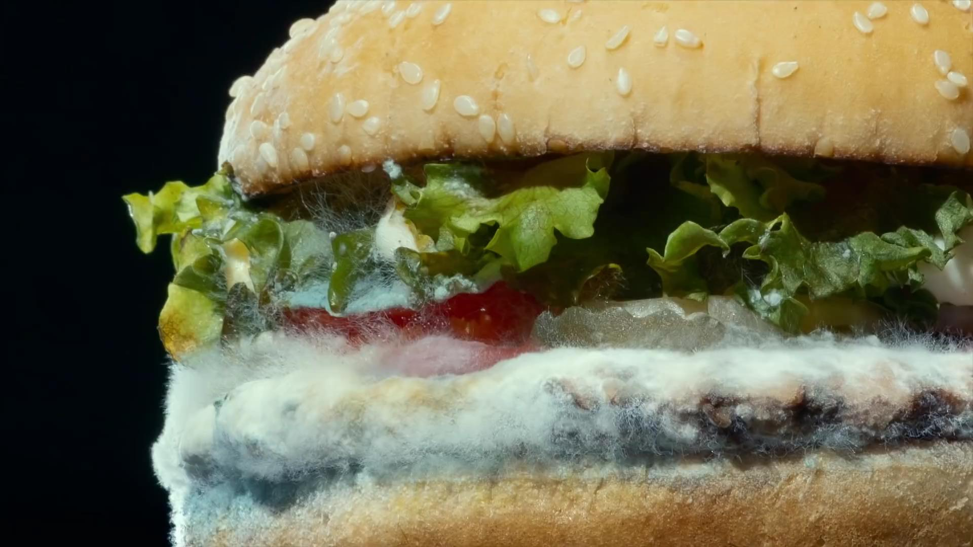 Burger King Mouldy