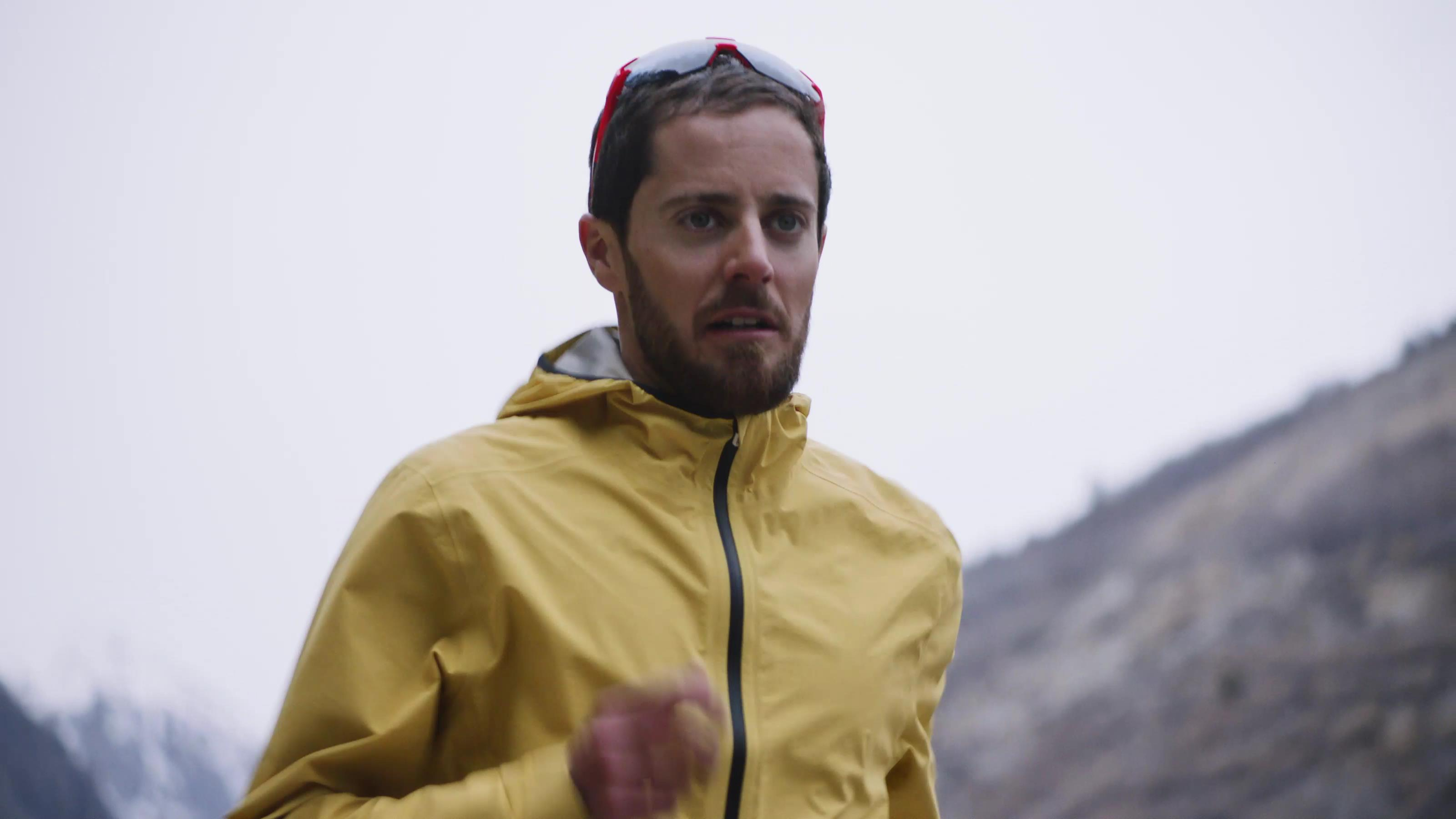 Mr Porter Why I Run: The Ultra Runner