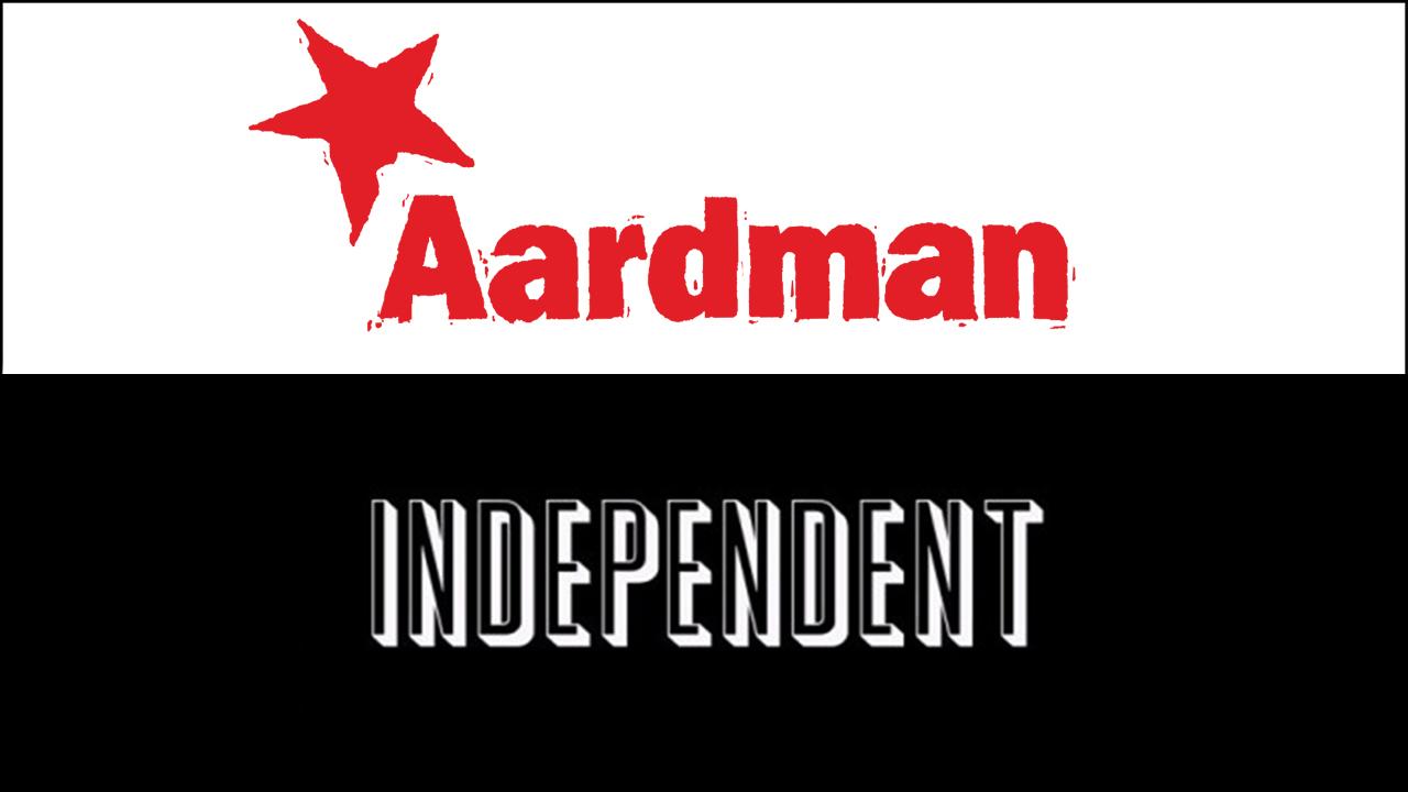 Aardman and Independent assemble.