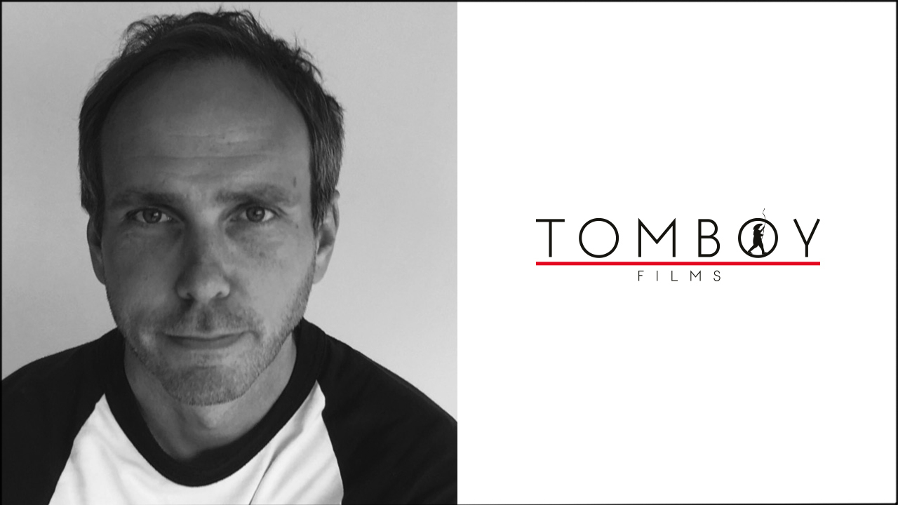 Daryl Chase joins Tomboy Films.