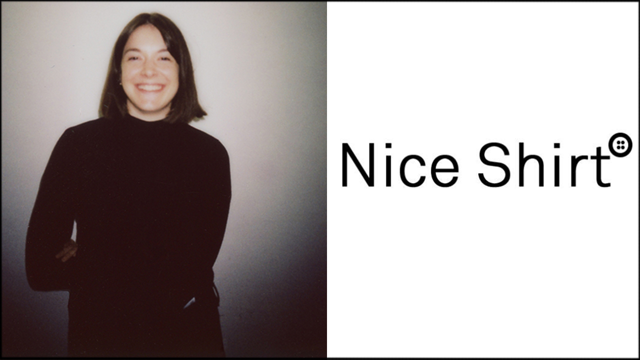 Nice Shirt Films sign Lucy Bridger.