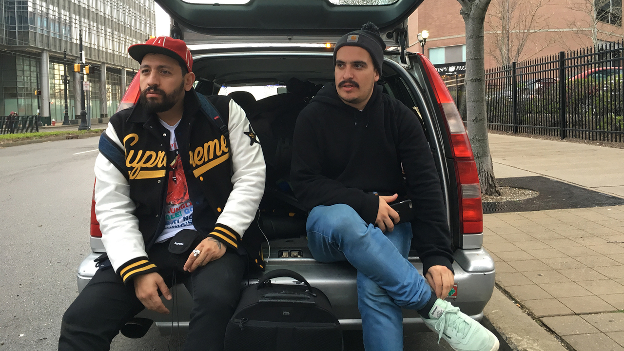 Santi & Pablo join 76 Ltd.